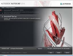 installation problem autocad 2014 not available in installation