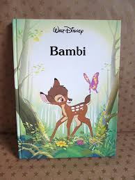 bambi book images reverse