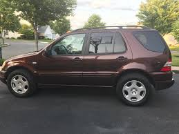 2000 mercedes benz m class ml 430 for sale cargurus