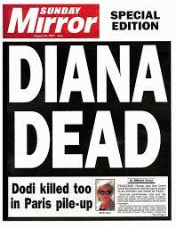 princess diana u0027s death anniversary u201cchrist the photographers in