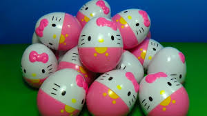 18 kitty surprise eggs kitty fof kids mymilliontv