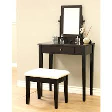 Wood Vanity Table Frenchi Home Furnishing 3 Piece Expresso Vanity Set Mh203 The