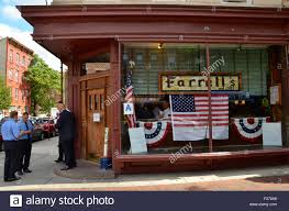911 Flag Photo Farrells Bar In Brooklyn New York 9 11 Tribute To Service Victims