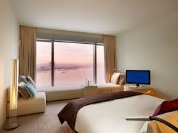 hotel barcelone dans la chambre hôtel w barcelona réservez votre séjour en ligne avec oovatu