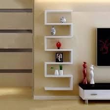 Shelf Floor L L Shaped Wall Hanging Shelf Pallet Racks Shelves Tv Creative
