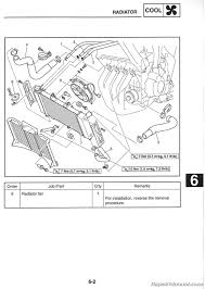 2004 2006 yamaha fz6 service manual