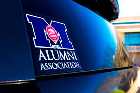 ole miss alumni sticker limited edition decal another way to stick with us