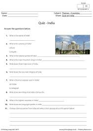 primaryleap co uk quiz on india worksheet geography printable