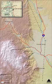 Colorado Springs Colorado Map by Hayden U0027s Landscapes Revisited Colorado Springs Pikes Peak