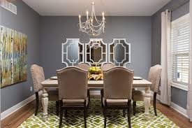 Mirrors In Dining Room Creatively Arranged Decorative Mirrors For Dining Room U2013 Decohoms