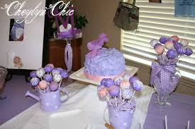 purple baby shower decorations purple butterfly baby shower decorations best baby decoration