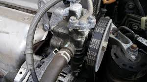 hyundai elantra power steering fluid power steering easy ish fix or replace drive accord