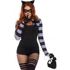 cat halloween costume for kids kitty cat burglar womens costume cosplay halloween costume