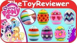 Mlp Easter Eggs My Pony Gingerbread House Kit