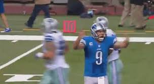 listen to the frantic last minute comeback from the detroit lions