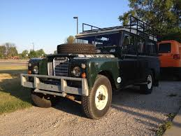 land rover series 3 109 1974 land rover series iii 109 safari right hand drive 2 6l 6cyl