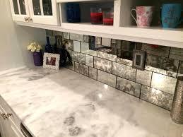 mirror backsplash kitchen improbable kitchen tile mirror mirrored backsplash tile beautiful