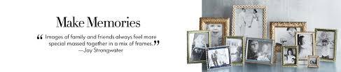 Small Desk Photo Frames Designer Picture Frames At Neiman Marcus