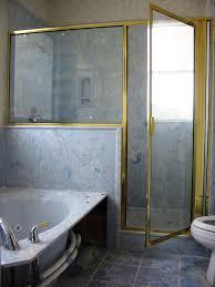 Gold Shower Doors Shower Doors