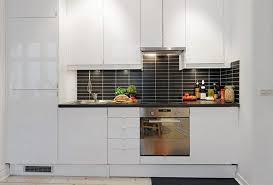 kitchen contemporary small apartment kitchen design small