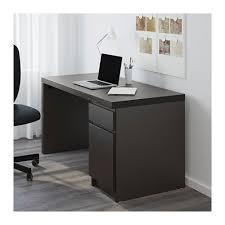 Computer Desk Ikea Usa Malm Desk Black Brown Ikea
