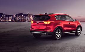 suv kia the smallest kia suv is also the most stylish 2017 kia sportage