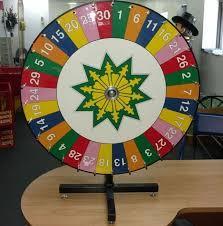 carnival rentals tabletop spinning prize wheel carnival rentals