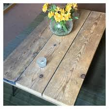 reclaimed timber coffee table mullion reclaimed timber coffee table complete with hairpine legs