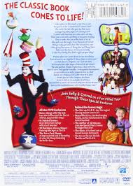 amazon com dr seuss u0027 the cat in the hat widescreen edition