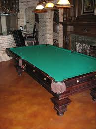 Dining Room Pool Table by Pool Table Dining Top