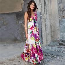 rene dhery robe longue rene derhy en coton catalogue 91602 be