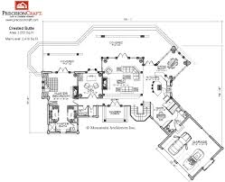 Southland Floor Plan by Lodge Style Log Home Plans Columbia Lodge 5088 6 Bedroom 5