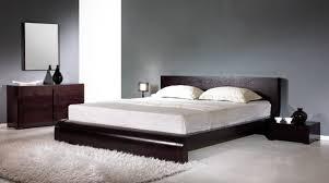 Platform Bed Modern Curve Modern Platform Bed