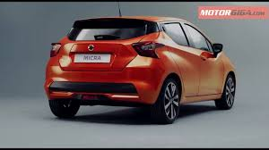 nissan micra 2017 nissan micra 2017 youtube