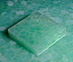 sea glass bathroom ideas recycled glass tile reminds me of sea glass home decor