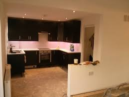 Ideas For Kitchens Remodeling by Cheap Diy Kitchen Renovation On A Budget Youtube