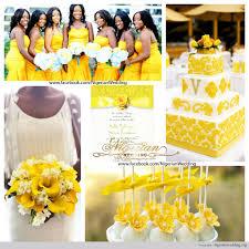 colour themes for nigerian wedding nigerian wedding colors black white yellow damask theme