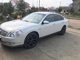 nissan teana 2007 колеса infinity r18 u2014 бортжурнал nissan teana white comfort 2007