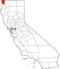 Ca Counties Map National Register Of Historic Places Listings In Del Norte County