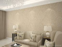 gold color europe damask wallpaper roll 3d wallpaper for home