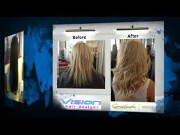 vision hair extensions great lengths hair extensions at vision hair design ltd neath