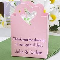 personalized favor boxes personalized 2 x 1 miniature wedding candy favor boxes
