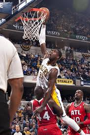 Roy Hibbert Memes - you got dunked on 2013 nba playoffs roy hibbert dunks on ivan
