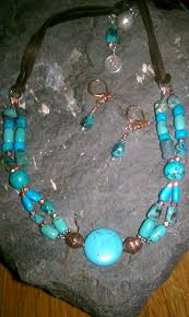 leather turquoise necklace images About turquoise stabilizing turquoise jewelry making blog jpg
