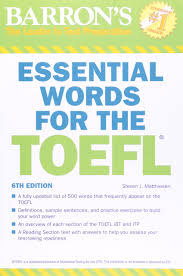 toefl writing sample essays essential words for the toefl 6th edition steven j matthiesen essential words for the toefl 6th edition steven j matthiesen 0001438002963 books amazon ca