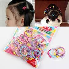 girl hair accessories 1pack girl hair accessories candy colors elastic hair
