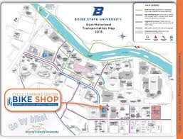 Map Of Boise Idaho Map And Events Cycle Learning Center