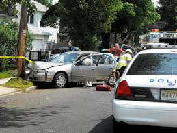 police mclaren two crashes in red bank red bank green
