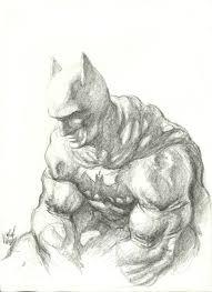 batman sketch by megapixxel on deviantart
