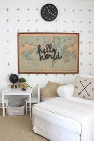 Washi Tape Wall by Washi Tape Wall U2013 The Festive Farmhouse